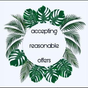 All Reasonable Offers Considered